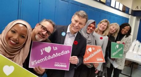 Media Literacy Week sheds light on teachers as critical elements for inclusive societies and citizenship