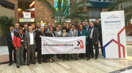 Saint-Gobain union network advances and promotes global dialogue with management