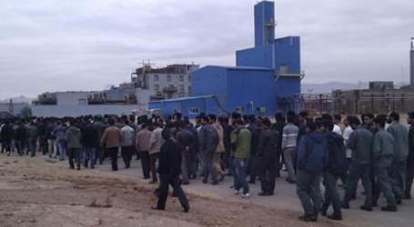 IUF: Iran: Four months without wages! Haft Tapeh sugar workers launch strikes and demonstrations