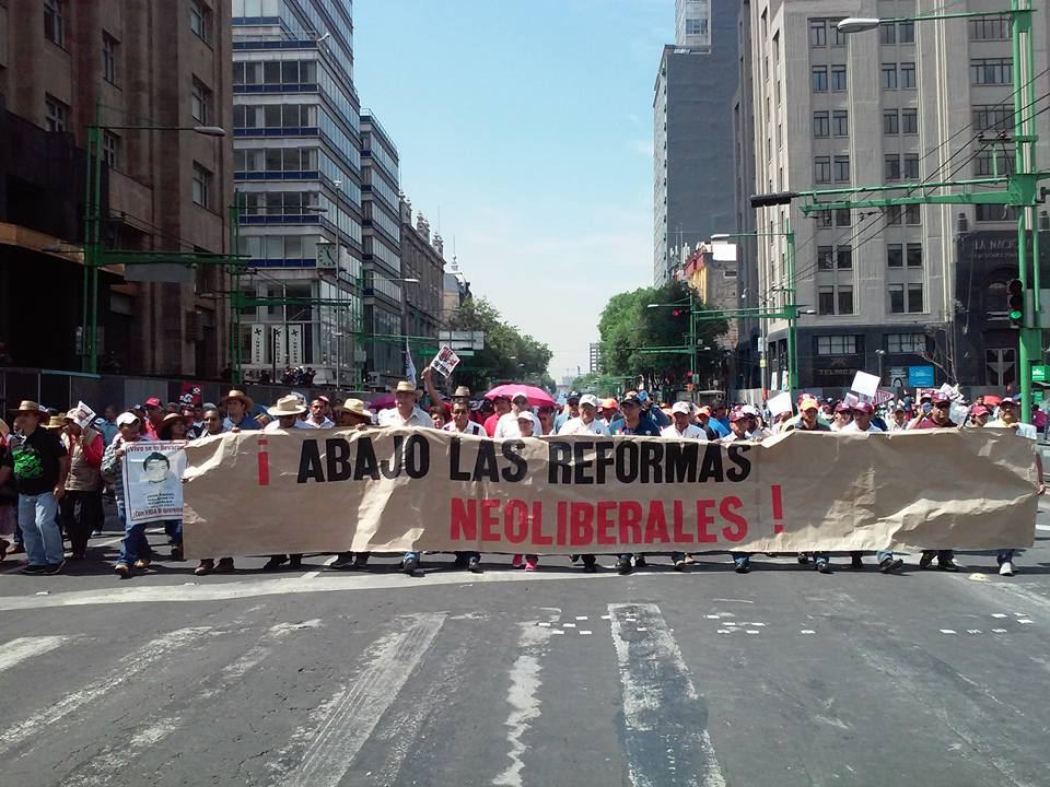Mexican labour reform proposals respond to employers' interests