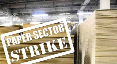 3,000 white-collar paper workers in Finland to strike