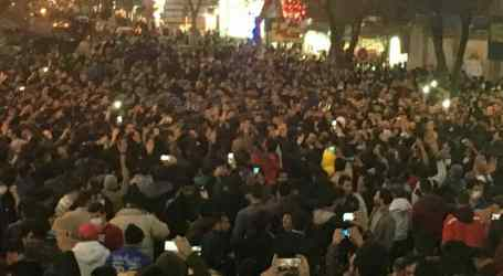 IASWI statement on the new wave of mass protests in Iran