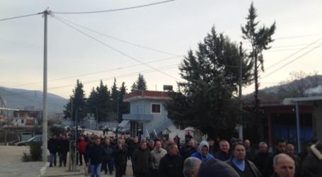 Albanian oil workers win unpaid wages after strike action