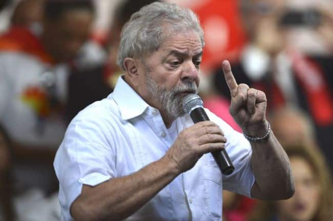 concerns over the long standing campaign targeting former president lula