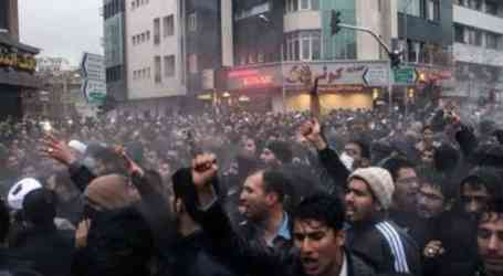 Iran: Workers demand democracy and freedom against poverty, corruption and repression