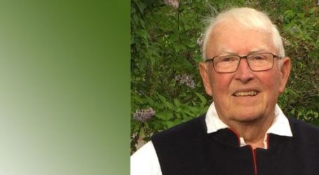 A leader in Swedish education is remembered for his lifetime's work