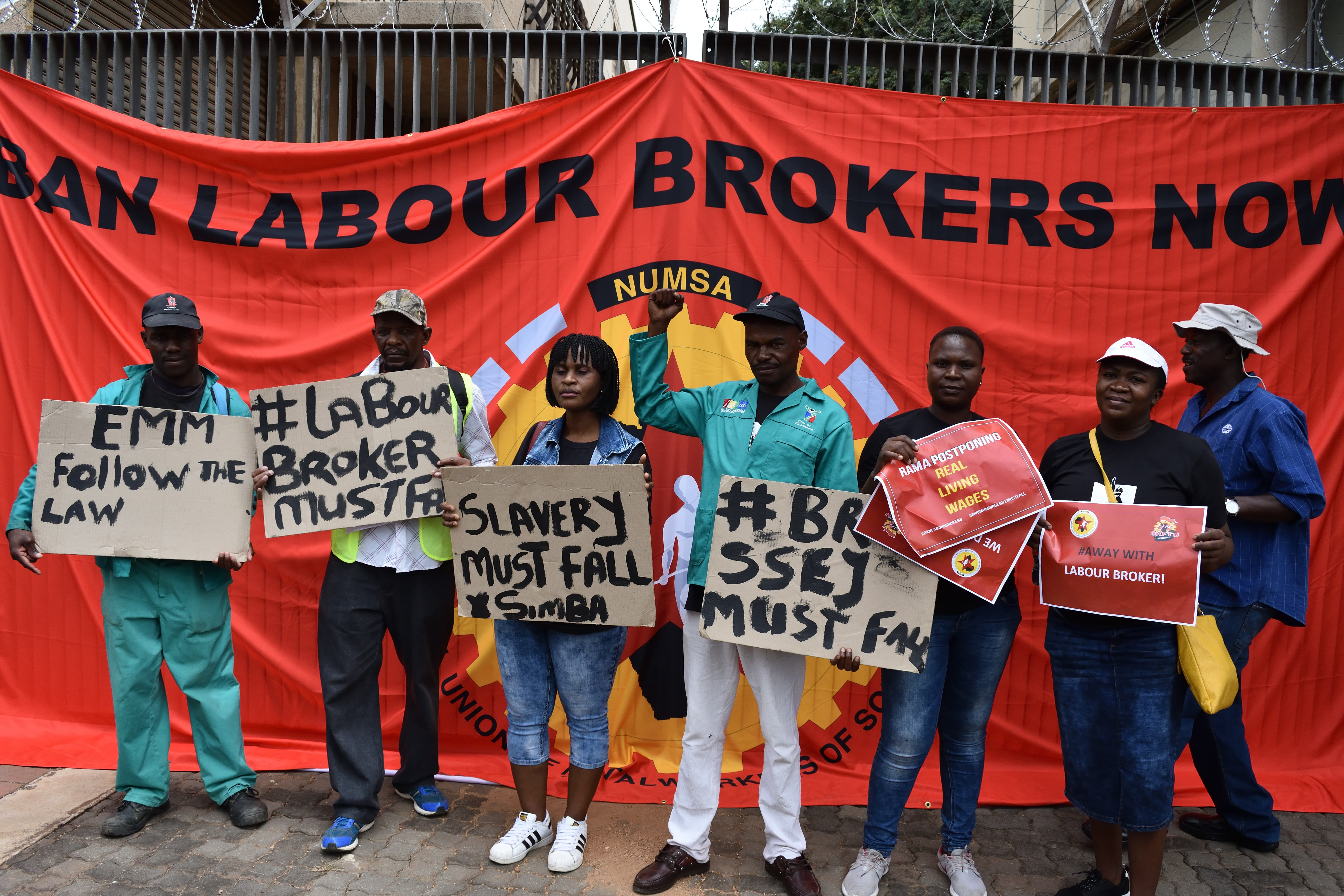 South Africa: Metalworkers' fight against precarious work goes to the Constitutional Court