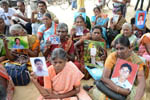 sri lankan activists continue fight for disappeared