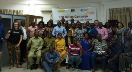 African educators commit to the 100 Million campaign to ensure education for all children