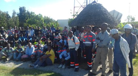 Victory as strike ends at Rio Tinto QMM in Fort-Dauphin, Madagascar