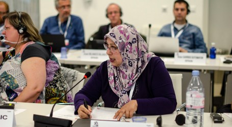 IndustriALL Women's Committee continue to campaign to end violence