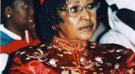 South African unions pay tribute to Winnie Madikizela-Mandela