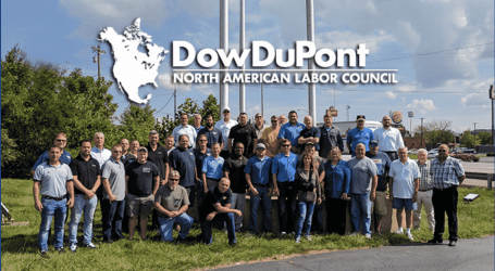 DowDuPont: Don't Spin Off Worker Rights!