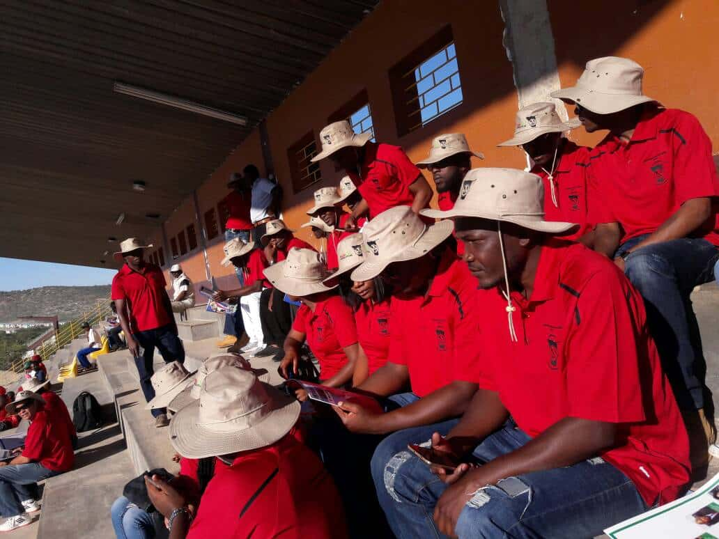 Namibian union declares dispute over retrenchments of 600 workers at Langer Heinrich Uranium mine