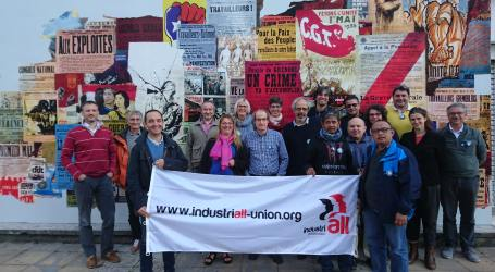 ST Microelectronics trade union network demands global dialogue