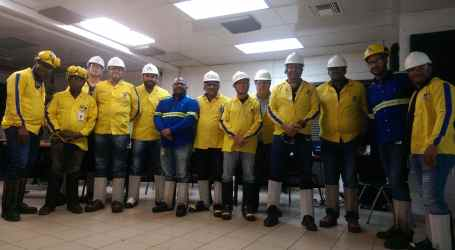 Unions at Gerdau recommit to global struggle for workers' rights