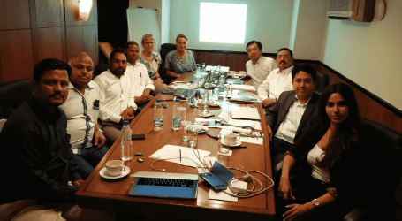 Ericsson unionists strengthen network in South and South East Asia