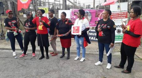 South Africa: Union demands justice for woman worker murdered at electricity sub-station