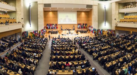Standing up for workers' rights at ILC 2018