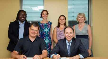 Fondation de l'UQAM signs its first collective agreement
