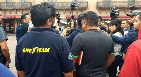 Goodyear Mexico fires workers for setting up their own union