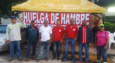 Hunger strike at Tenaris Colombia called off but struggle continues