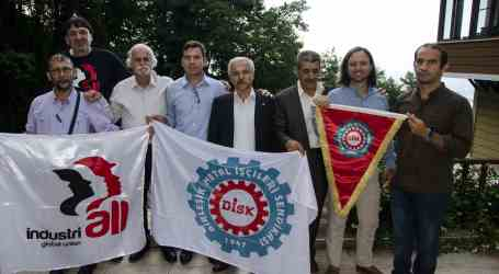 Iran: IndustriALL escalates union building and solidarity with UMMI