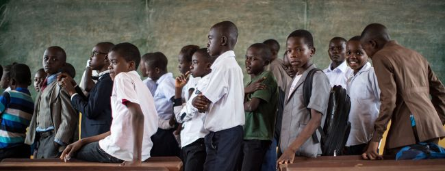 DRC: United trade union front calls strike in education : Education International