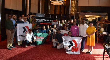 Rubber unions in unity against attacks