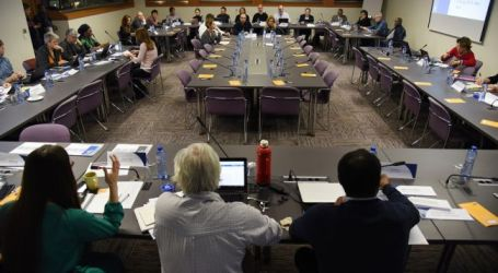 Education unions determine priorities to better answer the needs of cooperating unions