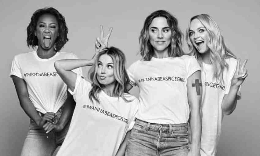 It's no surprise that the Spice Girls T-shirt was made by workers on poverty wages