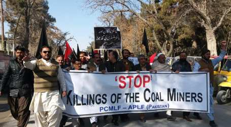 New Year brings fresh tragedy for Pakistan's coal miners