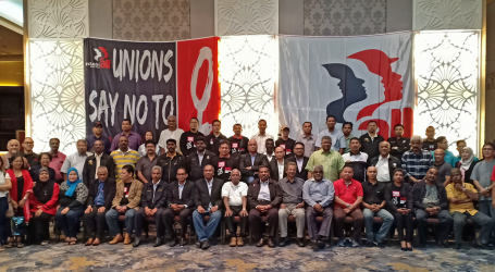 Unions respond to reform of Malaysia's Industrial Relations and Trade Union Acts