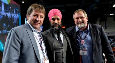 CUPE congratulates NDP leader Jagmeet Singh on historic win in Burnaby South