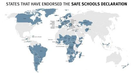 Haiti endorses the Safe Schools Declaration