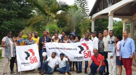 IndustriALL and Rio Tinto set QIT Madagascar Minerals on the path to constructive social dialogue