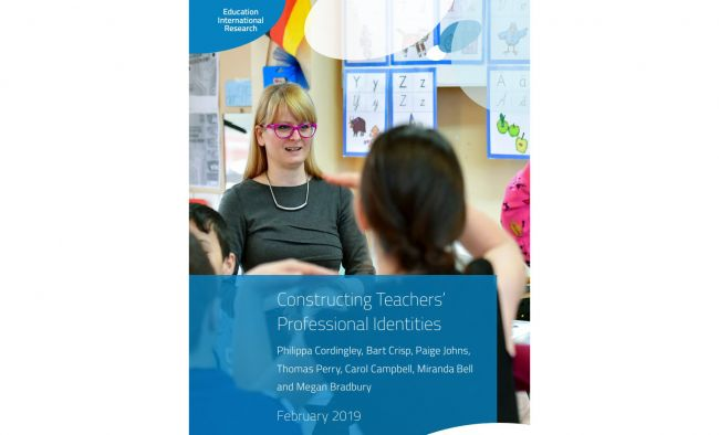 Teachers' professional development and conditions