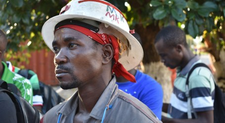 Zambian union on organizing blitz for contract mineworkers