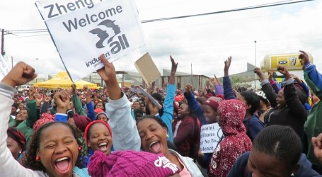 Unions in Sub-Saharan Africa strengthened by solidarity