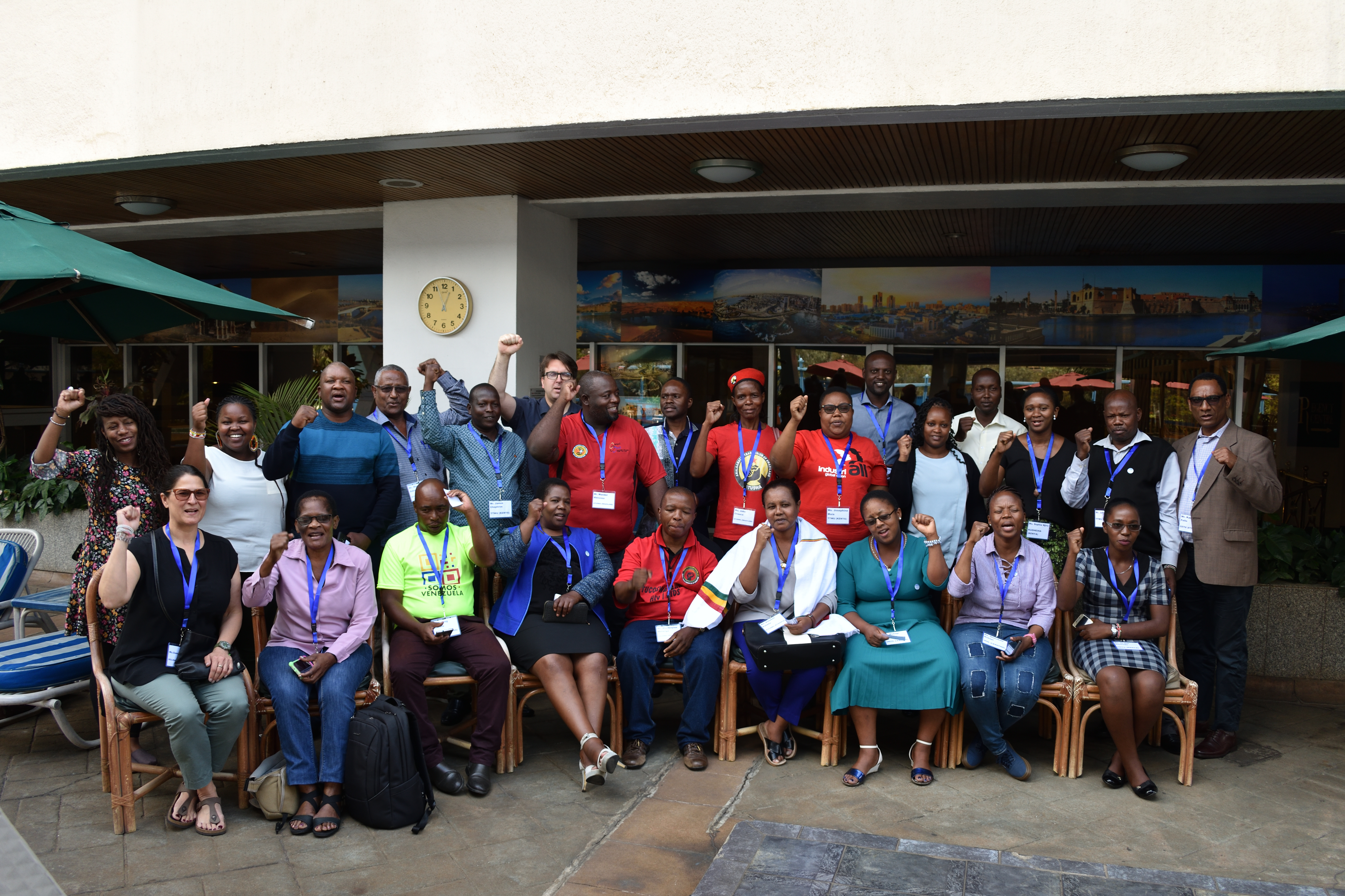African textile, leather and garment unions meeting strategizes on AGOA