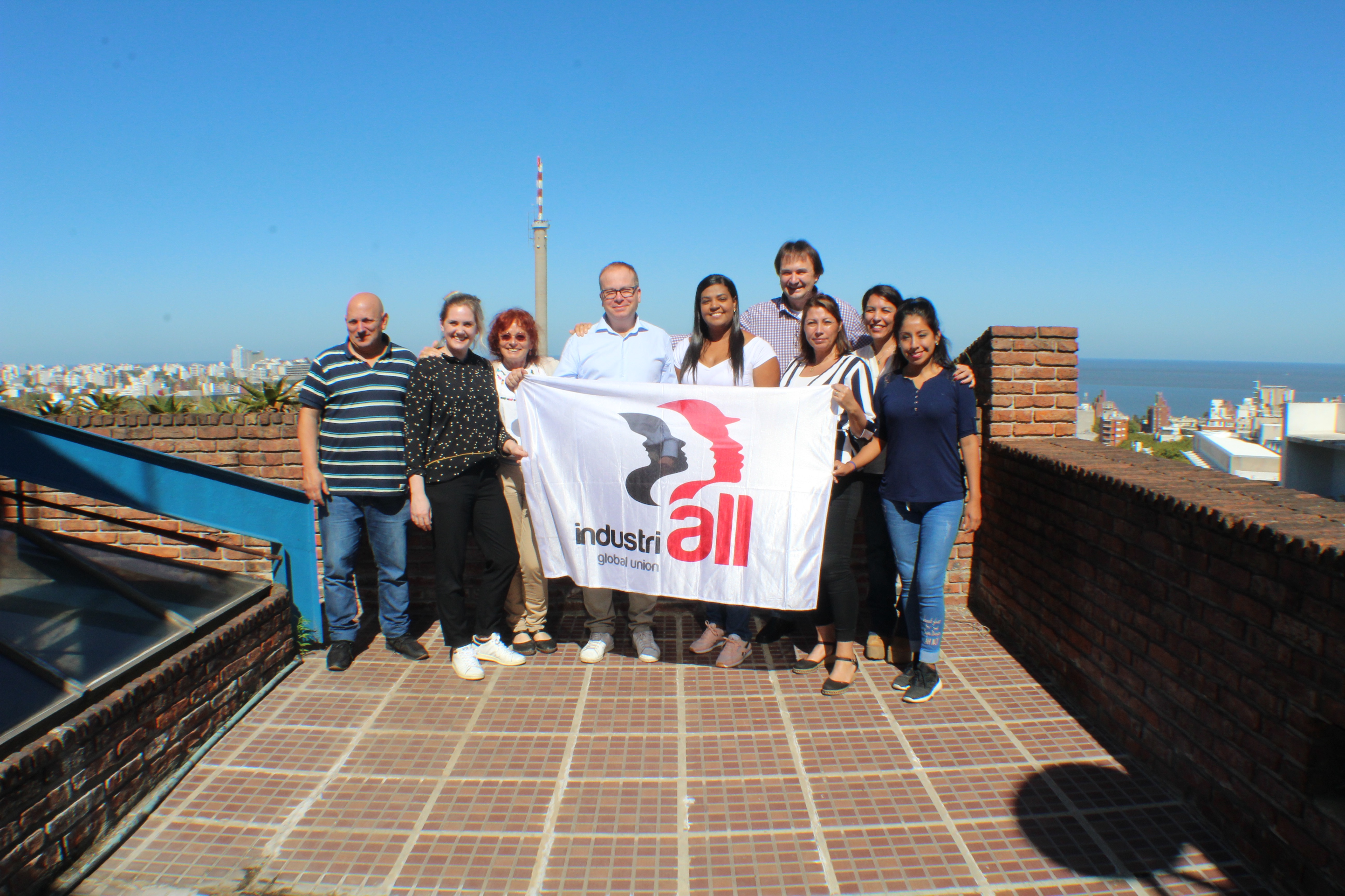Swedish unions help to strengthen their Latin American peers