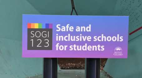 CUPE signs agreement to make K-12 schools safe and inclusive for all students