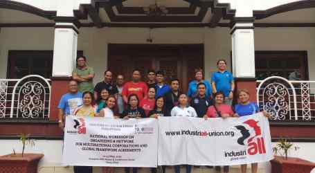 Innovative union organizing strategies tackled in Philippine workshop