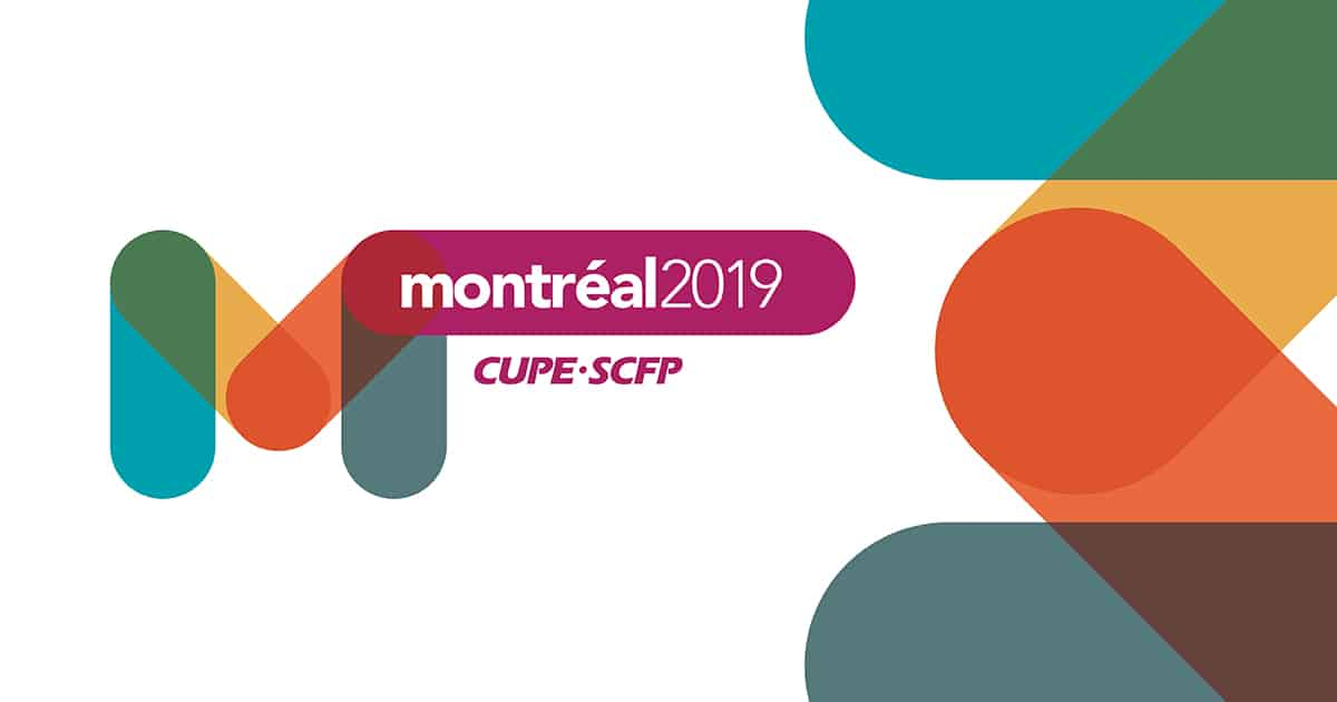 Reminder: Resolution and constitutional amendment deadline for CUPE National Convention