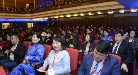 The VIIth Mongolian Teachers' Congress reaffirms the importance to promote and invest in quality public education