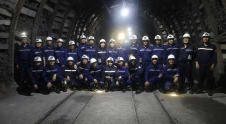 Tackling mine safety in Vietnam and Mongolia