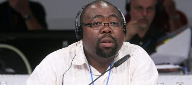 Former EI President Thulas Nxesi appointed to South Africa's cabinet