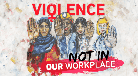 Historic opportunity for an ILO Convention on violence at work