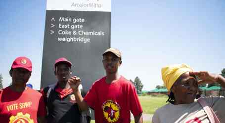 Union condemns plans to retrench 2,000 workers at ArcelorMittal South Africa