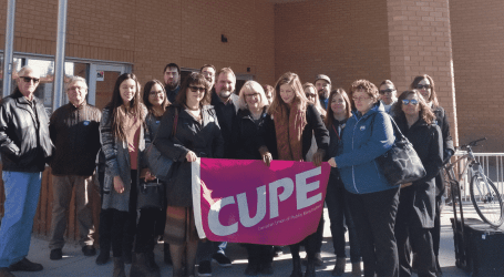 After a long and challenging round of bargaining, CUPE 1949 Legal Aid workers get a tentative agreement